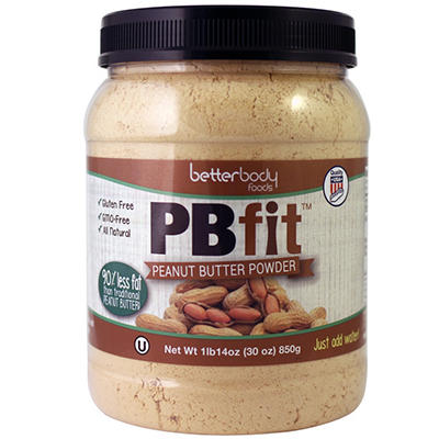 Better Body Foods PB Fit (30 oz )