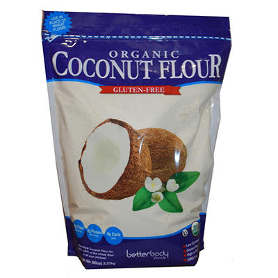 BetterBody Foods Organic Coconut Flour (5 lbs.)