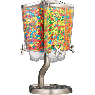 EZ-SERV PROC-4LTall Rotating Carousel Dispenser