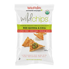 WildRoots Organic Red Quinoa & Chia Tortilla Chips (22 oz.)