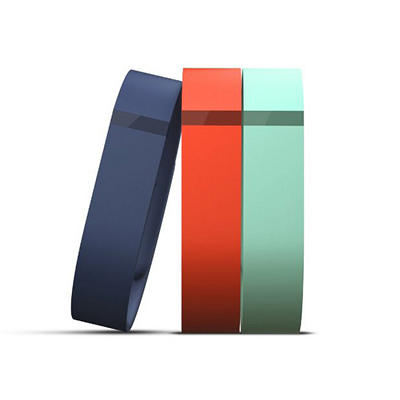 FitBIt Flex Accessory Band 3-pack (Small) - Teal, Tangerine, Navy