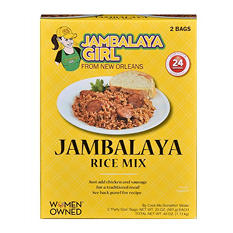 Cook Me Somethin' Mister Jambalaya Rice Mix 2/20oz