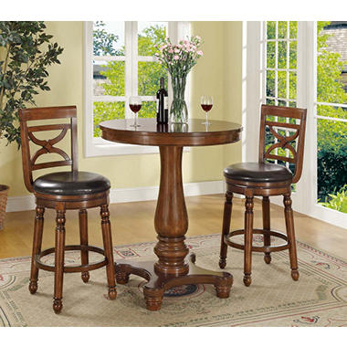 Middleton 3-Piece Pub Set