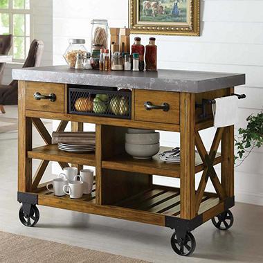 Rachel Serving Cart