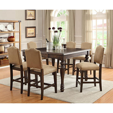 Garrett Counter Height Dining Set - 7 pc.