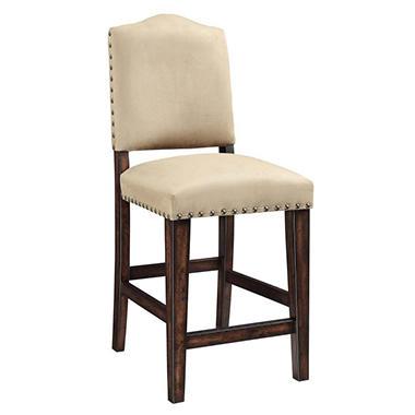 Garrett Counter Height Dining Chair - 2 pk.