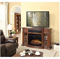 UPC 898838003887 Matthews Entertainment Fireplace