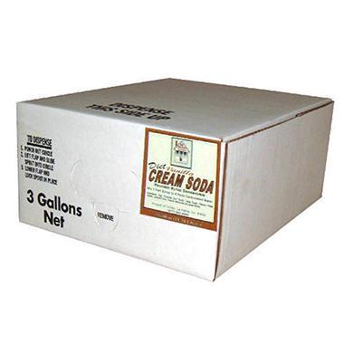 Diet Vanilla Cream Soda Syrup (3 gal.)