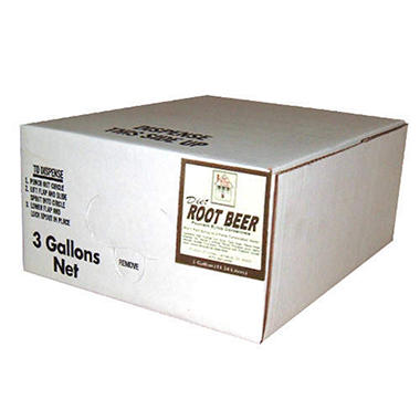 Diet Root Beer Syrup-3 gal