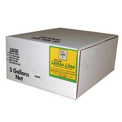 Diet Lemon Lime Syrup (3 gal.)