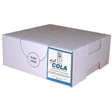 Diet Cola Syrup w/Sucralose (1 gal.)