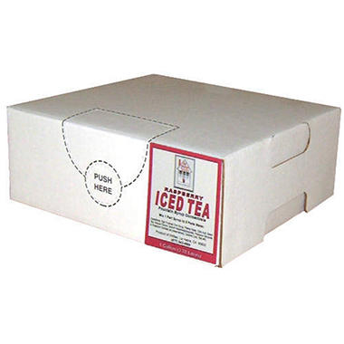 Raspberry Iced Tea Syrup-1gal