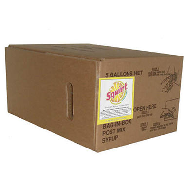 Squirt Syrup (5 gal.)