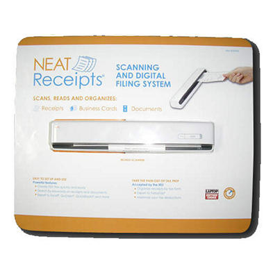 """Neat Receipts"" Scanner"