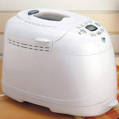 Breadmaker w/ Digital Program Menu