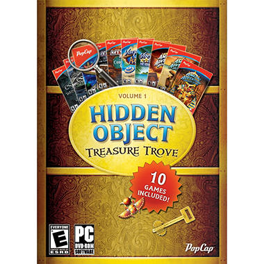 PopCap Hidden Object Collection - Treasure Trove Vol. 1 - PC/Mac