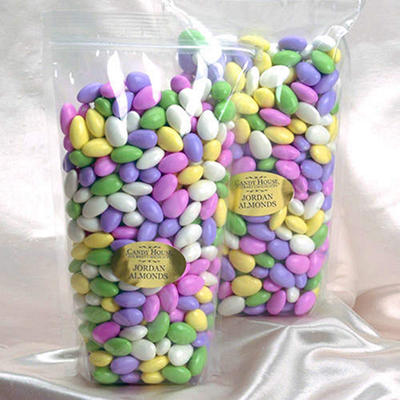 Candy House Pastel Jordan Almonds