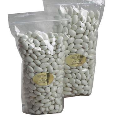 Candy House White Jordan Almonds