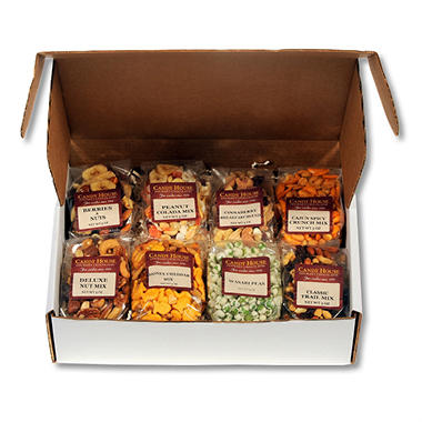 Candy House All Snack Sampler Box