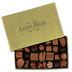 Candy House Deluxe Assortment of Chocolates - 2 lbs.