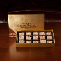Candy House Milk Chocolate English Toffee (30 pc.)