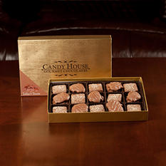 Candy House English Toffee & Caramel Pecan Treats Assortment - 30 pcs.