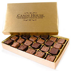 Candy House Peanut Butter Meltaways - 24 pcs.