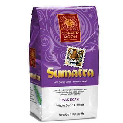 Copper Moon® World Coffees Sumatra - 2.5lb