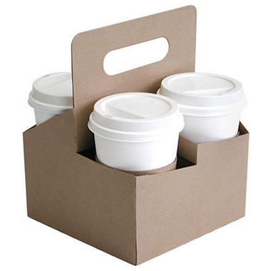 LBP Handled Drink Carriers - 40 pk.