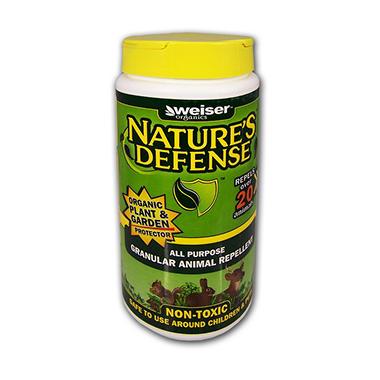 Nature's Defense Organic Animal Repellent