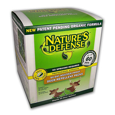 60-Day Organic Deer Repellent Kit