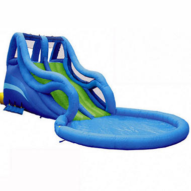 Big Surf Inflatable Double Waterslide