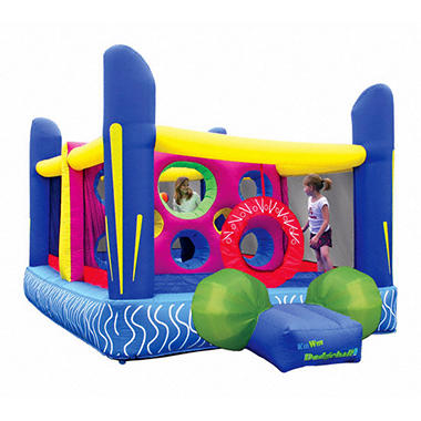 Jump n' Dodgeball Bounce House