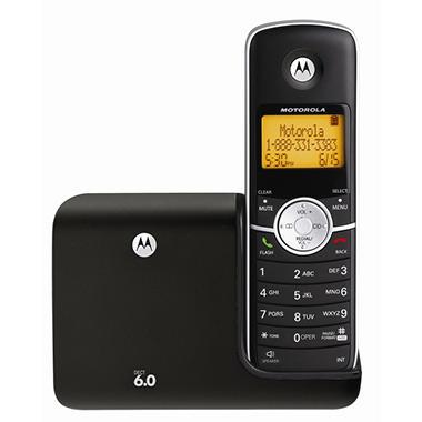 Motorola L301 Cordless Telephone