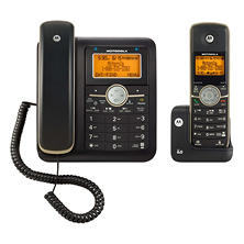 DECT 6.0 2-Handset Corded/Cordless Telephone with Bluetooth Technology