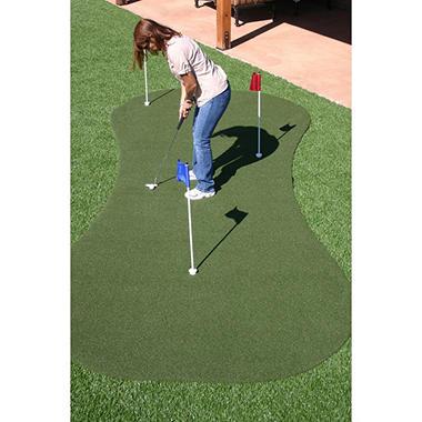 ProViri Artificial Grass Putting Green (15'x1')