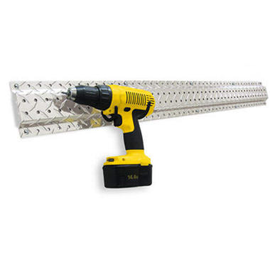 PegBoard X2™ Diamond Plate Strip - 48