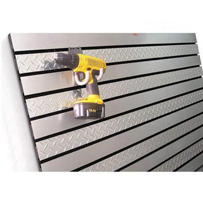 SlatWall MX™ Panel - 4' x 4'