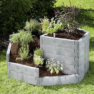 Jewel Hexagonal Raised Garden Bed