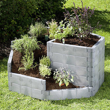 Jewel Hexagonal Raised Garden Bed
