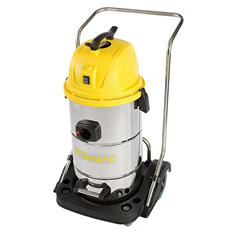 Tornado Piranha 15 Gallon Wet/Dry Vacuum with tools
