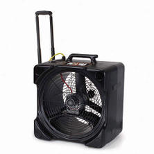 Piranha 3000 CFM Axial Fan