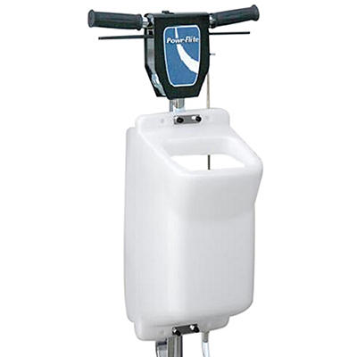 Powr-Flite 4 Gallon Floor Machine Solution Tank