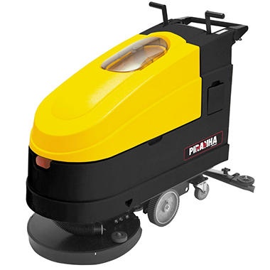 Powr-Flite 20in. Battery Powered Self-Propelled Automatic Scrubber