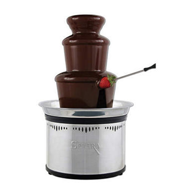 Sephra™ Stainless Steel Home Chocolate Fountain