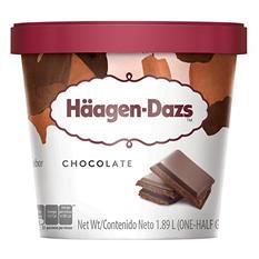 Haagen-Dazs Chocolate Ice Cream - 64 fl. oz.