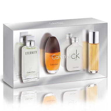 Calvin Klein 4 Piece Gift Set - Women's or Men's