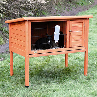 Natura 1-Story Rabbit Hutch, Medium
