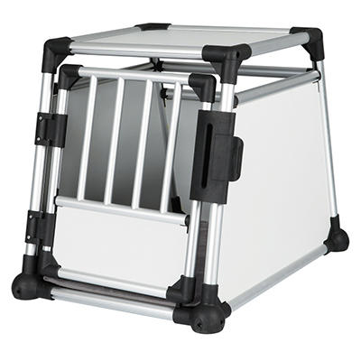 Scratch Resistant Metallic Crate - Medium