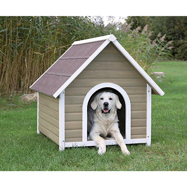 TRIXIE Nantucket Dog House - Large